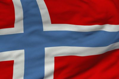 Norwegian Flag - W1